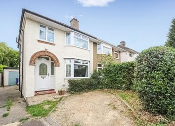 Thumbnail 3 bed semi-detached house to rent in Brookfield Crescent, Headington