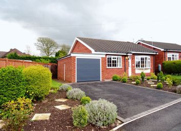 Thumbnail 3 bed bungalow for sale in Birchway, Bollington, Macclesfield