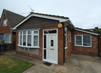 Thumbnail 2 bed detached bungalow to rent in Mornington Road, Canvey Island