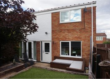 Thumbnail 2 bedroom town house for sale in Annat Place, High Green Sheffield