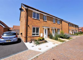 Thumbnail 2 bed semi-detached house for sale in Ken Bellringer Way, Didcot