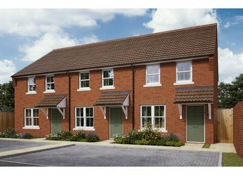 Thumbnail 2 bed terraced house for sale in Plot 111 Saxon Gate, Stonehouse, Gloucestershire
