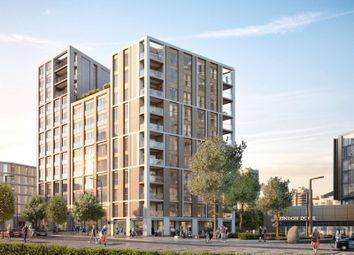 Thumbnail 1 bed flat for sale in Emery Wharf, London Dock, Wapping, London