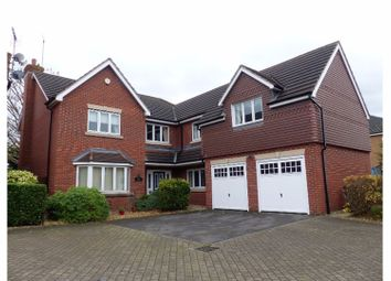 Thumbnail 5 bed detached house for sale in Brigadoon Gardens, Stourbridge