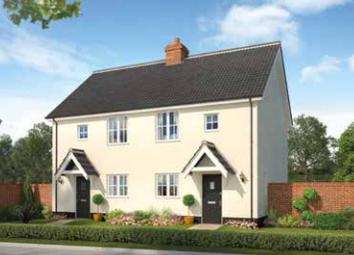 Thumbnail 1 bedroom semi-detached house for sale in Bull Lane, Long Melford, Sudbury
