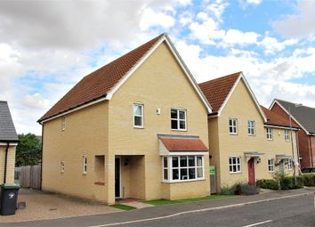 Thumbnail 4 bedroom detached house for sale in Flitch Green, Little Dunmow, Essex