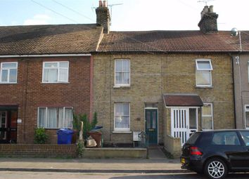 Thumbnail 2 bed terraced house to rent in Elm Road, Grays, Essex
