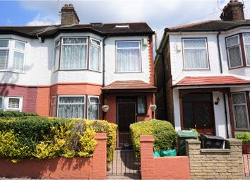 Thumbnail 4 bed end terrace house for sale in Belvedere Road, Leyton