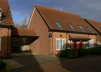 Thumbnail 2 bedroom end terrace house to rent in Sobrite Way, Werrington, Peterborough