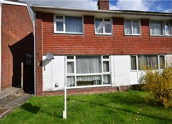 Thumbnail 3 bedroom semi-detached house to rent in Holly Walk, Keynsham, Bristol