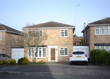 Mccarthy Way, Finchampstead, Wokingham RG40. 4 bed detached house for sale