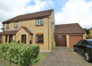 Thumbnail 3 bed semi-detached house to rent in Matilda Gardens, Shenley Church End, Milton Keynes