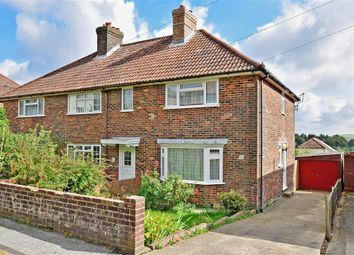 Thumbnail 3 bed end terrace house for sale in East Way, Lewes, East Sussex