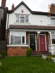 Thumbnail 2 bed terraced house to rent in Lichfield Road, Four Oaks, Sutton Coldfield