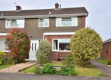 Thumbnail 3 bed end terrace house for sale in Hooper Close, Gloucester