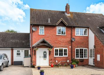 Thumbnail 2 bed link-detached house for sale in Vicarage Gardens, Netheravon, Salisbury