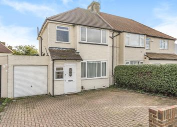 Thumbnail 3 bed semi-detached house to rent in Staines Upon Thames, Surrey