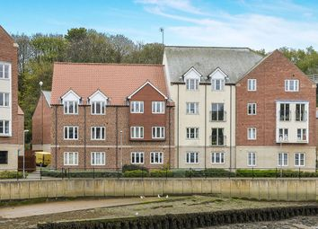 Thumbnail 2 bed flat for sale in Whitehall Landing, Whitby
