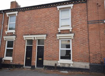 Thumbnail 2 bed terraced house to rent in Franchise Street, Derby