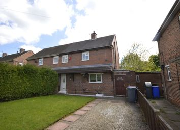 Thumbnail 2 bed semi-detached house for sale in Beaconsfield Drive, Blurton, Stoke-On-Trent
