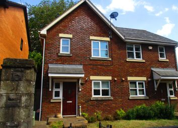 Thumbnail 2 bed semi-detached house for sale in Maes Yr Annedd, Canton, Cardiff