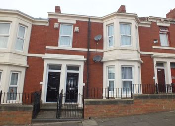 Thumbnail 4 bedroom flat for sale in Farndale Road, Newcastle Upon Tyne