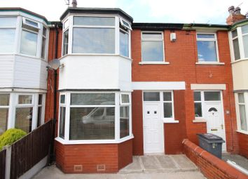 Thumbnail 3 bed terraced house to rent in Lulworth Avenue, Blackpool, Lancashire
