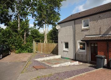 Thumbnail 2 bed end terrace house for sale in 8 Alder Court, Dumfries, Dumfries And Galloway.