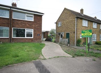 Thumbnail 3 bed semi-detached house to rent in School Lane, Lower Halstow, Sittingbourne