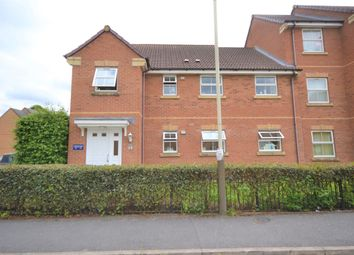 Thumbnail 2 bed flat for sale in Strathern Road, Leicester