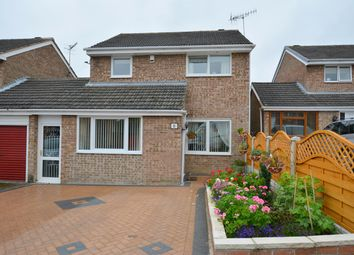 Thumbnail 3 bed detached house for sale in Parwich Close, Chesterfield