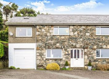 Thumbnail 4 bed semi-detached house for sale in Caernarvon Road, Pwllheli, Gwynedd