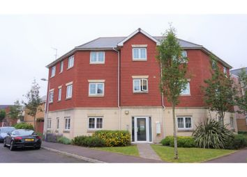 Thumbnail 2 bed flat for sale in Moorland Green, Gorseinon