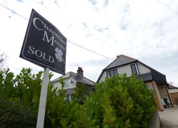 Thumbnail 3 bed detached house for sale in Lower Blandford Road, Shaftesbury