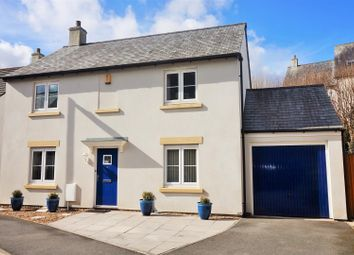 Thumbnail 4 bed detached house for sale in Catchfrench Crescent, Liskeard