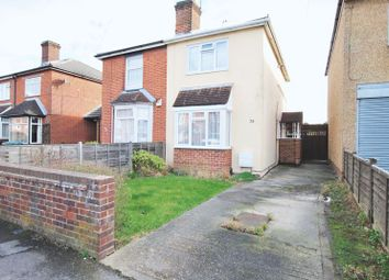 Thumbnail 2 bed semi-detached house for sale in Whites Road, Southampton