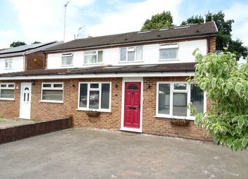 Thumbnail 4 bed semi-detached house for sale in Hartland Close, New Haw