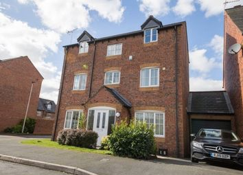 Thumbnail 4 bed property for sale in Summercroft Close, Golborne, Warrington