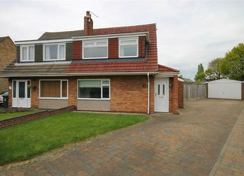 Thumbnail 3 bed semi-detached house for sale in Duncansby Crescent, Great Sankey, Warrington