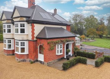 London Road, Woore, Shropshire CW3. 5 bed detached house for sale