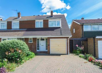 Thumbnail 3 bed semi-detached house for sale in Lime Grove, Royston