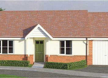 Thumbnail 3 bedroom detached bungalow for sale in Oak Tree Gardens, Knebworth, Hertfordshire