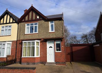 Thumbnail 3 bed semi-detached house for sale in Colwyn Avenue, Littleover, Derby