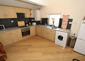Thumbnail 4 bed end terrace house to rent in Cross Street, Kettlebrook, Tamworth