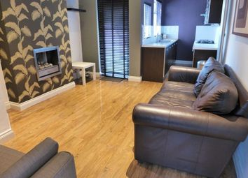 Thumbnail 1 bed property to rent in Cranmer Street, Leicester