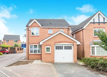 Thumbnail 3 bed detached house for sale in Elder Way, South Hiendley, Barnsley