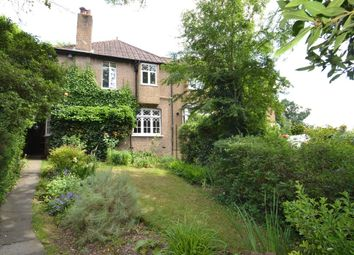Thumbnail 4 bedroom semi-detached house for sale in The Bartons, Elstree Hill North, Elstree, Borehamwood