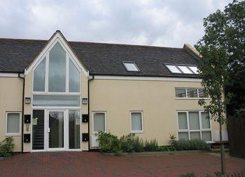 Thumbnail 2 bed flat to rent in Shenley Road, Loughton, Milton Keynes
