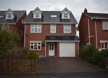 Thumbnail 6 bed detached house for sale in Lawrence Crescent, Caerwent, Caldicot