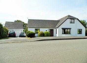 Thumbnail 5 bed detached bungalow for sale in Southgate Park, Spittal, Haverfordwest